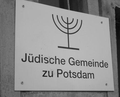 Jüdische Gemeinde zu Potsdam